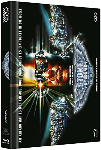 Stone Cold - Kalt wie Stein inkl Bonus DVD Stone Cold 2 - uncut (Blu-Ray+ 2DVD) auf 500 limitiertes Mediabook Cover C [Limited Collector's Edition] [Limited Edition]