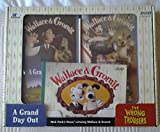Picture Of Wallace And Gromit: The Wrong Trousers/A Grand Day Out [VHS]