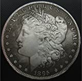 XDLiu (1804–1926 Pièce de Monnaie Collecting-Silver Dollar USA Vieux Original Pre Morgan Dollar-Morgan Argent Dollars...