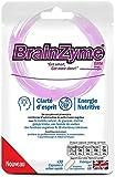 BrainZyme Elite - 3 en 1: Vitamines, Probiotique, Nootropique. Réduction du Stress/Anxiété + Vitalité, Bien Être, Énergie du Cerveau et du Métabolisme. Carnitine, Choline, Ginkgo, Guarana, Magnésium.