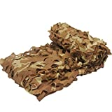 VADOO Camouflage Net Camouflage Camoet Woodland Camo Camo Pour le paysage forestier,...