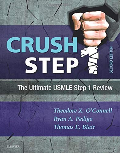 Pdf download crush step 1 the ultimate usmle step 1 review 2e book details fandeluxe Image collections