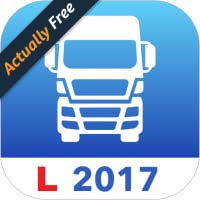LGV Theory Test UK 2017 - Practice for HGV Drivers to Pass the Lorry Driving Licence Test