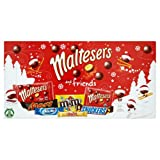 Maltesers and Friends Christmas Selection Box 242g