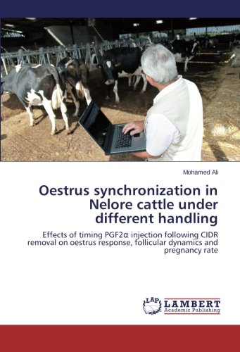 Oestrus synchronization in Nelore cattle under different handling: Effects of timing PGF2α injection following CIDR removal on oestrus response, follicular dynamics and pregnancy rate
