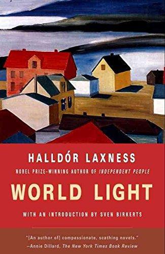 [World Light] (By: Halldór Laxness) [published: July, 2003]