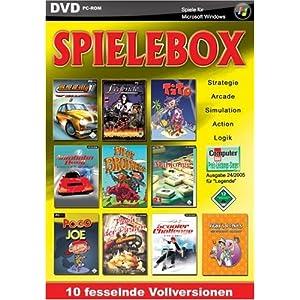 Spielebox – 10 fesselnde Vollversionen