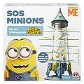 Mattel Games-Mattel - Jeu de société - SOS Minions