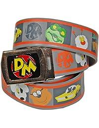 Danger Mouse Characters Belt - Comic Strip Cool Stylish Retro Cartoon Alt Clothing Unusual Gift