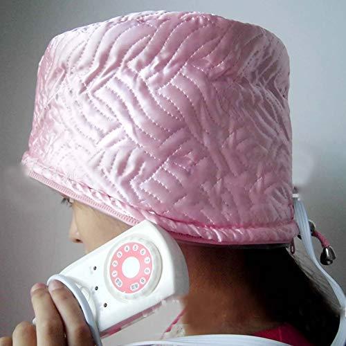 Steamer Kappe Häusliche Pflege Haarfärbemittel Haarmaske Hot Spring Hat Barber Shop Pflege Haarverdampfungskappe Elektrische Kappe Heizkappe 220 v (x3