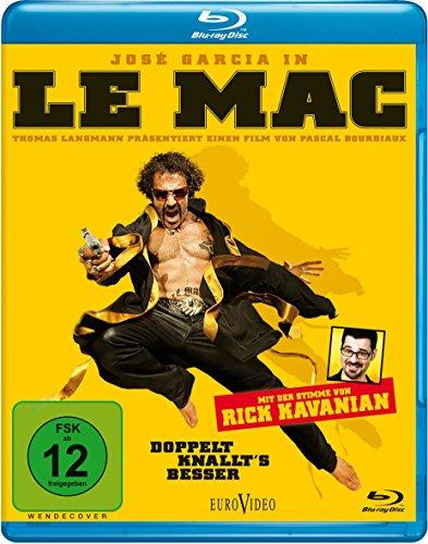Bild von Le Mac - Doppelt knallt's besser [Blu-ray]