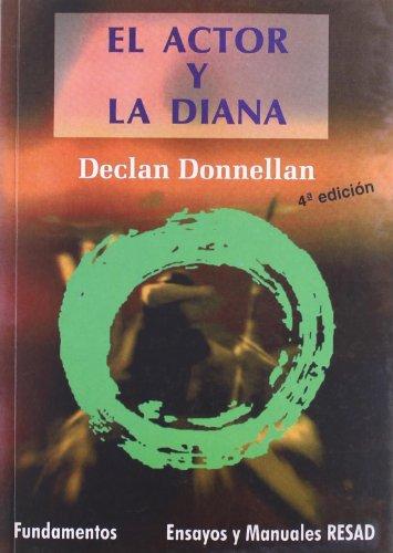 El actor y la diana por Declan Donellan
