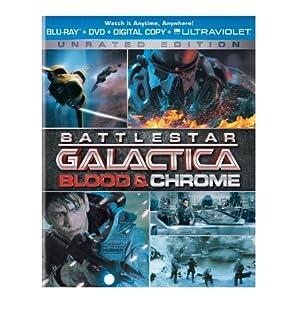 Battlestar Galactica: Blood & Chrome [Blu-ray] [2012] [US Import] (B00A3718IS) | Amazon price tracker / tracking, Amazon price history charts, Amazon price watches, Amazon price drop alerts