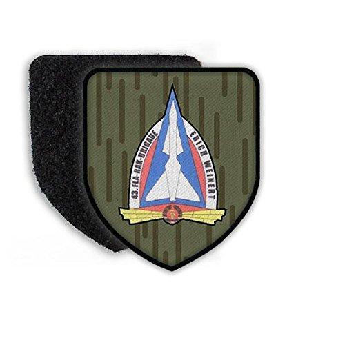 Patch Fla-Raketenbrigade NVA DDR FRBr Erich Weinert Aufnäher Nationale Volksarmee Abzeichen Wappen#21311