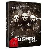 Pusher I-III - Die Trilogie - Limitieres Metalpack - Blu-ray