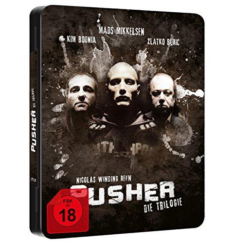 Pusher I-III - Die Trilogie - Limitieres Metalpack [Blu-ray]