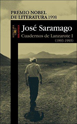 Cuadernos de Lanzarote I por José Saramago