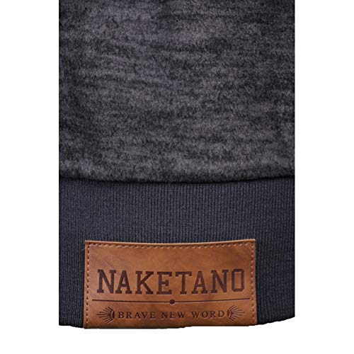 Naketano Redefreiheit Pimped Dusty Blue Melange