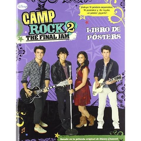Camp rock 2, the final jam - libro de posters
