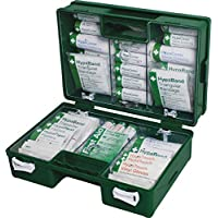 HSE 50 Person Workplace First Aid Kit (Durable Box)