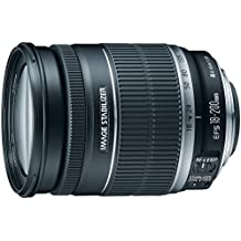 Canon EF-S 18-200mm f/3.5-5.6 IS Lente de Zoom estándar para cámaras Canon DSLR (reacondicionado Certificado)