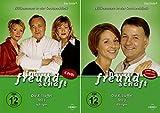 In aller Freundschaft - Staffel 8 Komplett (Teil 8.1+8.2) * DVD Set