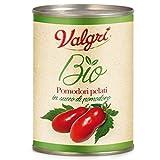Tomates pelées 400 gr - BIO - Carton de 12 pièces