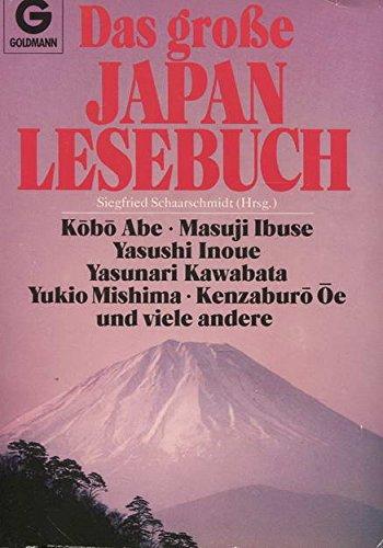 Das gro e Japan-Lesebuch