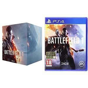 Battlefield 1 - Collector's Edition - PlayStation 4 [Gioco incluso]