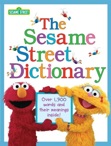 the-sesame-street-dictionary-sesame-street-over-1300-words-and-their-meanings-inside