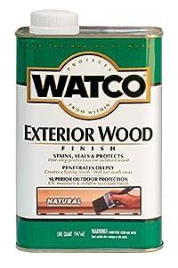 RUST-OLEUM 67741 Exterior Primer, Wood Finish, 1-Quart - 2 Pack