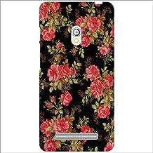 Asus Zenfone 5 A501CG Back Cover - Floric Designer Cases