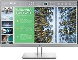 HP EliteDisplay E243 23.8' Full HD IPS Noir, Argent Écran Plat de PC - Écrans Plats de PC (60,5 cm (23.8'), 1920 x 1080 Pixels, LED, 5 Ms, 250 CD/m², Noir, Argent)