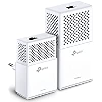 'TP-Link wpa7510Kit (de) AV1000 WiFi AC750Gigabit de Red Powerline Adaptador