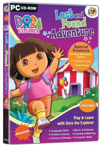 Preisvergleich Produktbild Dora's Lost and Found Adventure (PC)