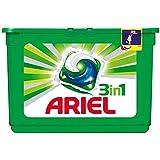 Ariel Bio 3in1 laver Capsules Excel 12 par paquet