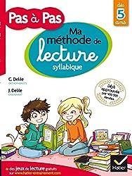 Mon cahier de lecture, pour apprendre à lire pas à pas avec Téo et Nina
