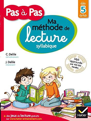 Mon cahier de lecture, pour apprendre  lire pas  pas avec To et Nina