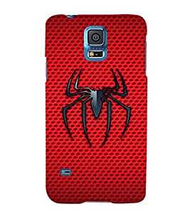 EPICCASE Spider world Mobile Back Case Cover For Samsung Galaxy S5 (Designer Case)