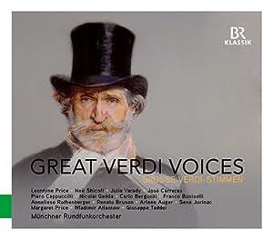 Great Verdi Voices [Various, Various] [BR KLASSIK: 900313]