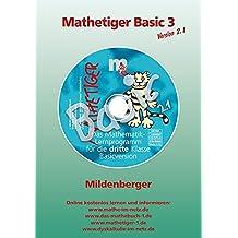 Mathetiger Basic 3, Version 2.1. Bayern