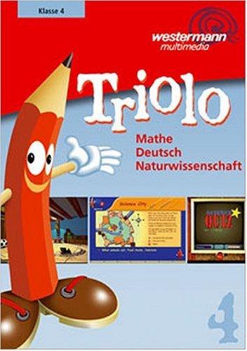 Triolo Klasse 4 - Lernen mit System Mathe, Deut
