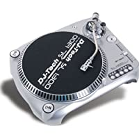 DJ TECH SL1300 MK6 USB SILBER
