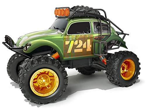 Maisto m82075 desert rebels vw beetle r/c