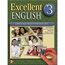 [(Excellent English 3 Student Book W/ Audio Highlights: Language Skills for Success)] [Author: Jan Forstrom] published on (September, 2009)