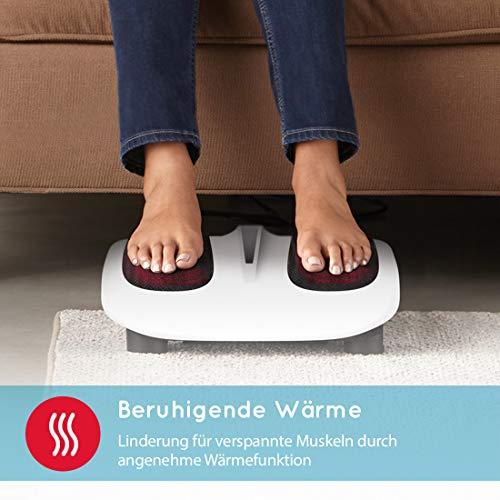 HoMedics FM-TS9-EU Deluxe Shiatsu-Fußmassagegerät - 3