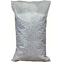 Perlita Absorbente mineral volcánico Granulometría 1-3 mm (Saco 40 litros)