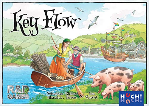 Key Flow (international) -