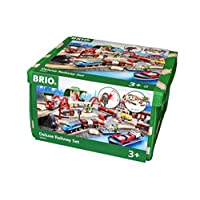 BRIO World - Deluxe Railway Set, multicolor