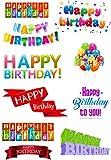 #6: Happy Birthday Sticker